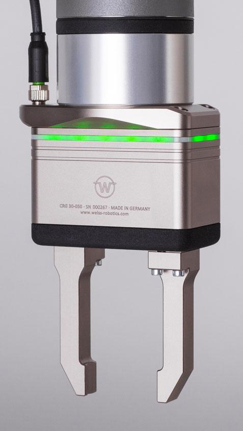 Greifer Weiss Robotics