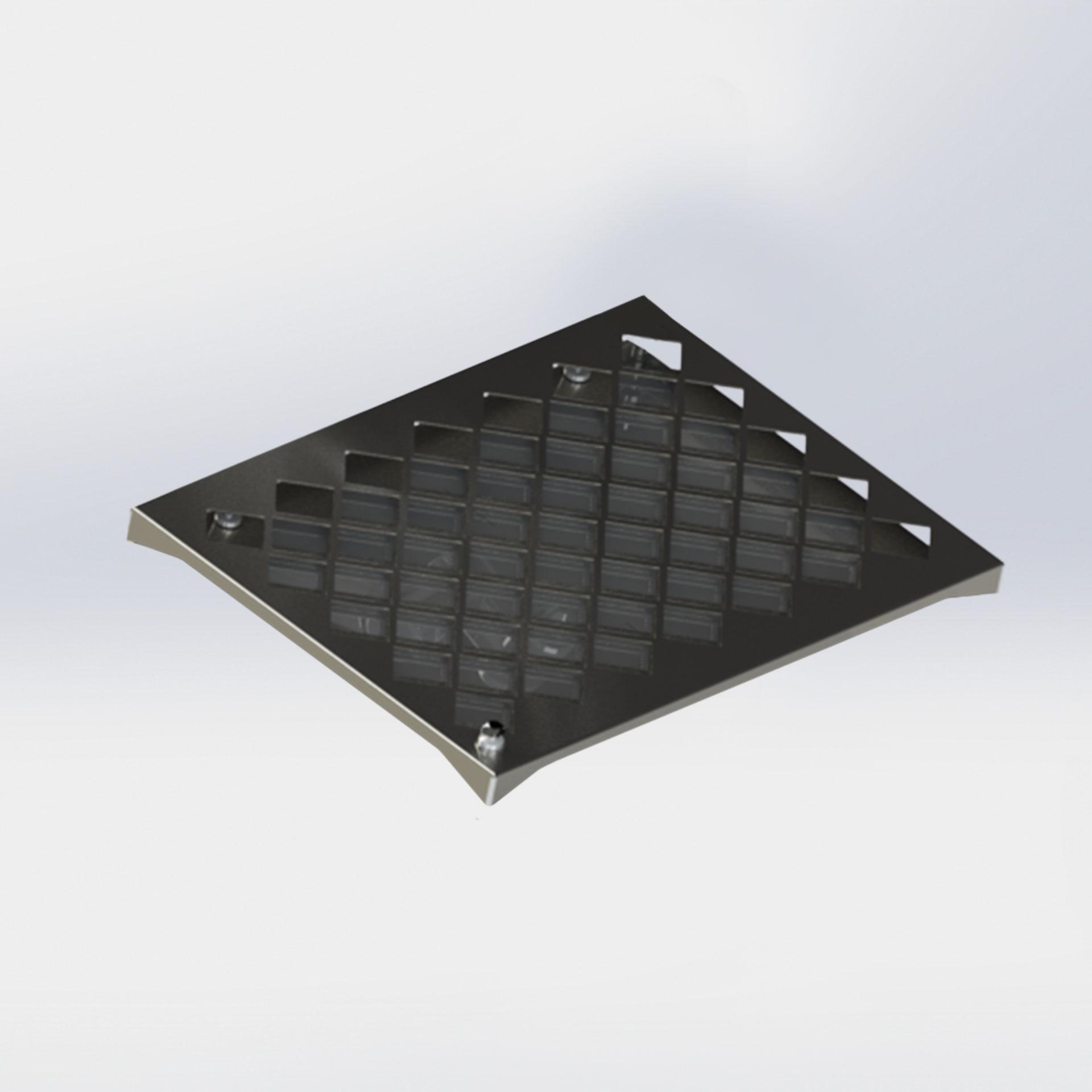Werkstückraster für das Flex Load System