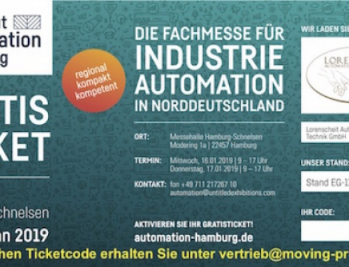 ALL ABOUT AUTOMATION VOM 16.-17.01.2019 IN HAMBURG