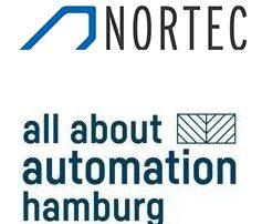 Lorenscheit Automatisierungs-Technik auf der all about autmation hamburg und der NORTEC