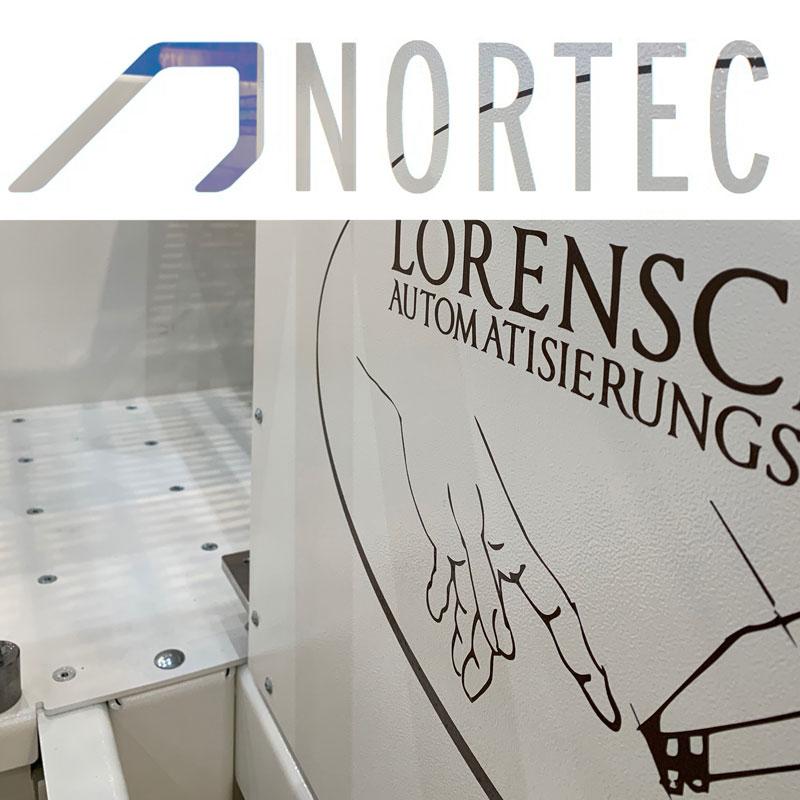 Lorenscheit auf der Nortec Beitragsbild