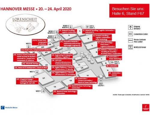 Hannover Messe! JETZT TICKETS SICHERN!