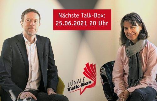 Lünale Talk Box Moderation